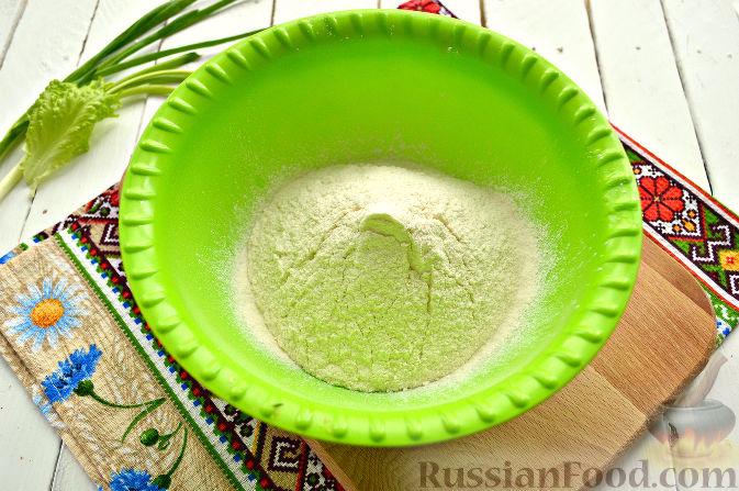 Рецепт начинки для пирожков с капустой и мясом