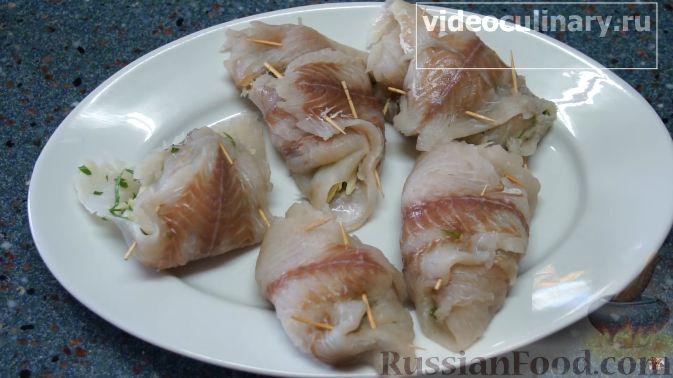 Рецепт видео приготовления рыбы