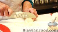 Фото приготовления рецепта: Блинчики с грибами - шаг №5