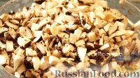 Фото приготовления рецепта: Блинчики с грибами - шаг №6