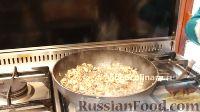Фото приготовления рецепта: Блинчики с грибами - шаг №8