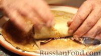 Фото приготовления рецепта: Блинчики с грибами - шаг №15