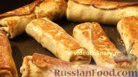 Фото приготовления рецепта: Блинчики с грибами - шаг №16