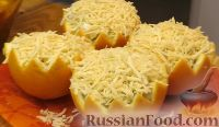 Фото к рецепту: Салат из курицы с апельсинами