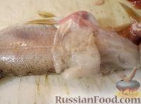 Фото приготовления рецепта: Щука, фаршированная сама собой - шаг №4