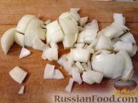 Фото приготовления рецепта: Щука, фаршированная сама собой - шаг №3