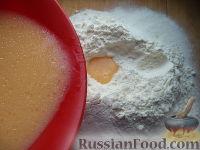 Фото приготовления рецепта: Тесто для пельменей - шаг №6