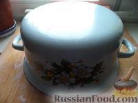 Фото приготовления рецепта: Тесто для пельменей - шаг №8
