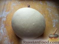 Фото приготовления рецепта: Тесто для пельменей - шаг №9
