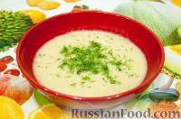 Фото к рецепту: Грибной суп-пюре в мультиварке