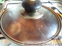 Фото приготовления рецепта: Рыбные тефтели в томатном соусе - шаг №11