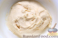 Фото приготовления рецепта: Пирог с черникой и апельсином - шаг №4