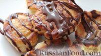 Фото приготовления рецепта: Пышные и нежные оладьи на кефире - шаг №7