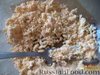 Фото приготовления рецепта: Яйца, фаршированные крабовыми палочками - шаг №4