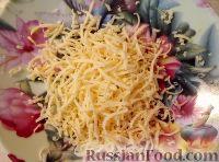 Фото приготовления рецепта: Свиные отбивные с ананасами и сыром - шаг №5
