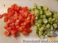 Фото приготовления рецепта: Салат «Пекин» - шаг №3