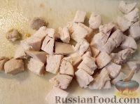 Фото приготовления рецепта: Салат «Пекин» - шаг №2