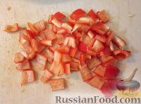 Фото приготовления рецепта: Салат «Пекин» - шаг №4