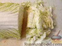 Фото приготовления рецепта: Салат «Пекин» - шаг №5