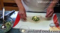 Фото приготовления рецепта: Котлеты по-киевски из рыбы - шаг №4