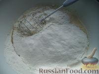 Фото приготовления рецепта: Пирожки с начинкой из отварного мяса - шаг №7