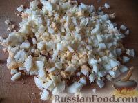 Фото приготовления рецепта: Пирожки с начинкой из отварного мяса - шаг №12