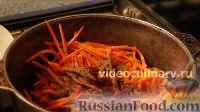 Фото приготовления рецепта: Плов с фрикадельками - шаг №7