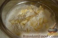Фото приготовления рецепта: Курник с грибами и картофелем - шаг №2