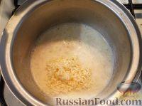 Фото приготовления рецепта: Капуста брюссельская, запеченная с сыром - шаг №5