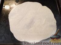 Фото приготовления рецепта: Торт «Наполеон» (вариант 1) - шаг №5