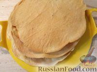 Фото приготовления рецепта: Торт «Наполеон» (вариант 1) - шаг №6