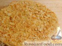 Фото приготовления рецепта: Торт «Наполеон» (вариант 1) - шаг №10