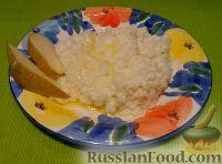 Фото к рецепту: Каша рисовая молочная