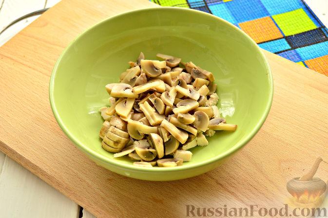 Фото приготовления рецепта: Картофельно-мясной пирог на кефире - шаг №19