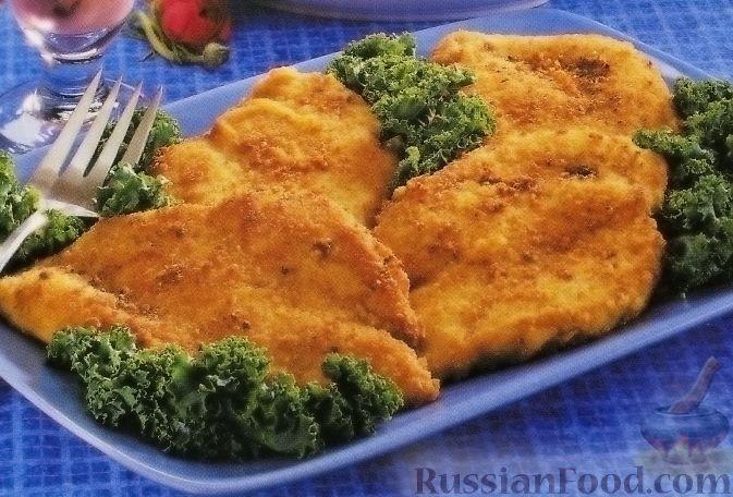 Куриное филе с медом и горчицей в духовке рецепт