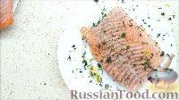 Фото приготовления рецепта: Малосольная сёмга - шаг №3