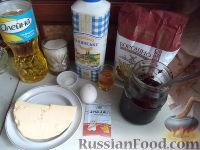 Фото приготовления рецепта: Пирог с повидлом или джемом - шаг №1