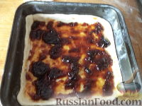 Фото приготовления рецепта: Пирог с повидлом или джемом - шаг №10