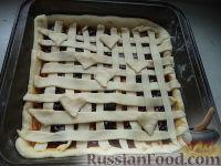 Фото приготовления рецепта: Пирог с повидлом или джемом - шаг №12