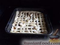 Фото приготовления рецепта: Пирог с повидлом или джемом - шаг №14