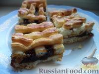 Фото к рецепту: Пирог с повидлом или джемом