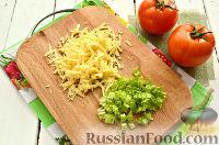 Фото приготовления рецепта: Весенний салат с куриной грудкой - шаг №3