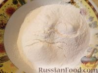 Фото приготовления рецепта: Кекс с разрыхлителем. - шаг №6