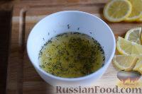 Фото приготовления рецепта: Горбуша, запеченная в духовке целиком - шаг №5