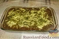 Фото к рецепту: Печеночный паштет с грибами и колбасой