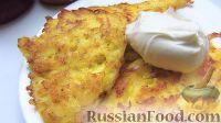 Фото приготовления рецепта: Картофельные драники - шаг №5