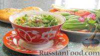 Фото к рецепту: Рисовый суп с поджаркой