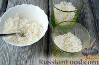 Фото приготовления рецепта: Салат с языком, авокадо и тапенадом - шаг №6