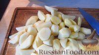 Фото приготовления рецепта: Жаркое из свинины, в томатном соусе - шаг №6
