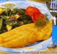 Фото к рецепту: Филе трески в соевом соусе